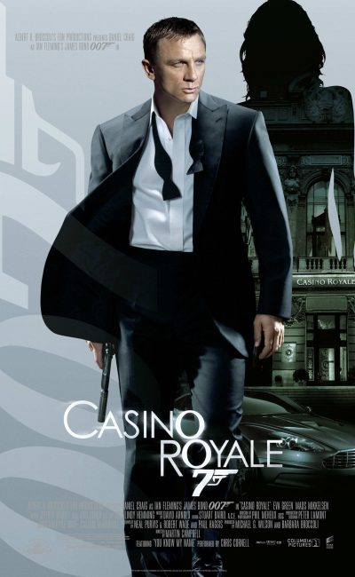 Affiche Casino Royale (2006)