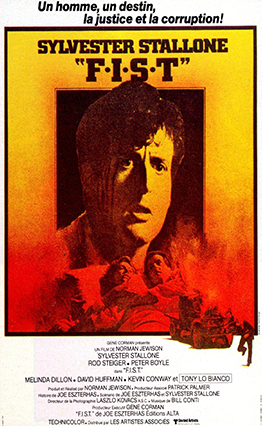 Affiche F.I.S.T. (1978)