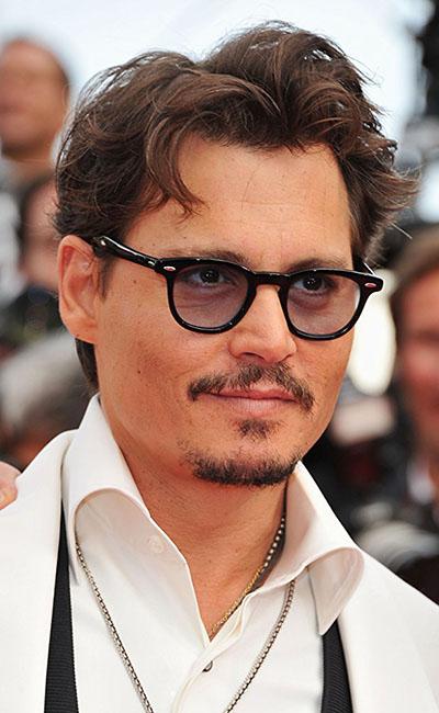 Photo de Johnny Depp.