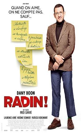 Affiche Radin! (2016)