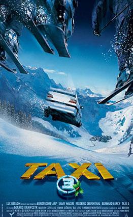 Affiche Taxi 3 (2003)