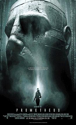 Affiche Prometheus
