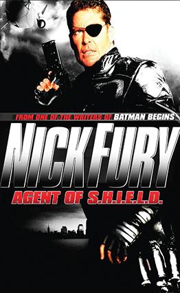 Affiche Nick Fury: Agent du Shield