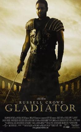 Affiche Gladiator (2000)