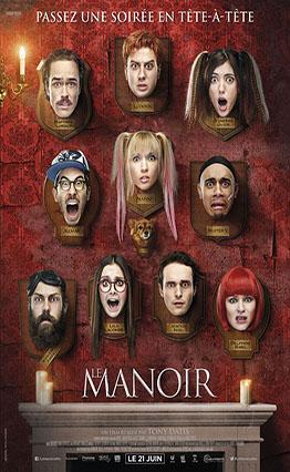 Affiche Le manoir (2017)