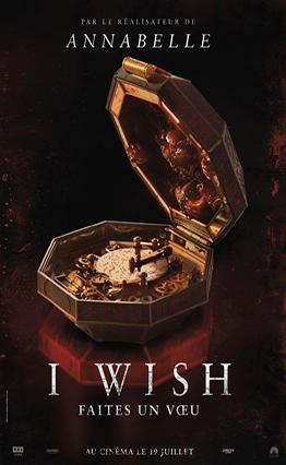 Affiche I Wish – faites un voeu (2017)