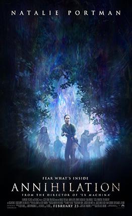 Affiche de Annihilation (2018).