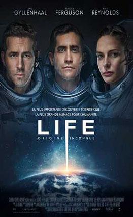 Affiche Life: Origine inconnue (2017)