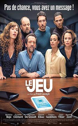 Affiche Le jeu (2018).