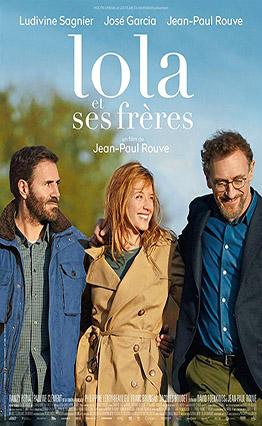 Affiche Lola et ses frères (2018).