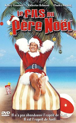 Affiche Le fils du Père Noël (2002).