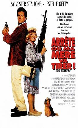 Affiche Arrête ou ma mère va tirer ! (1992)