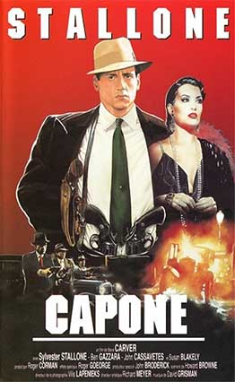 Affiche Capone (1975)