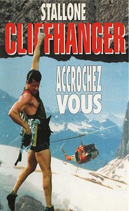 Affiche Cliffhanger