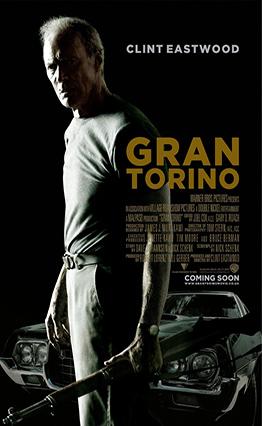 Affiche Gran Torino (2008)