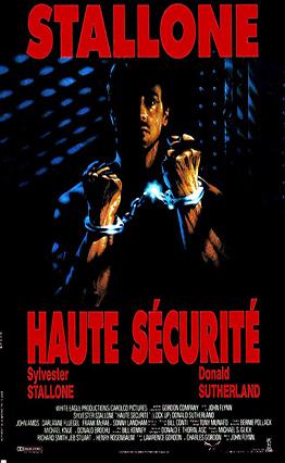 Affiche Haute Sécurité (1989)