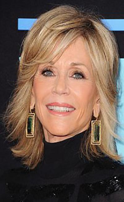 Photo de Jane Fonda.