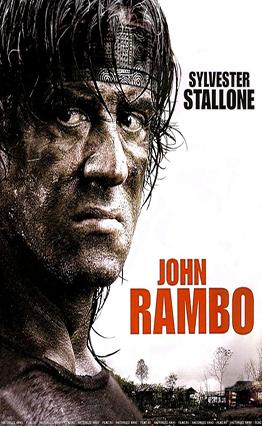 Affiche John Rambo (2008)