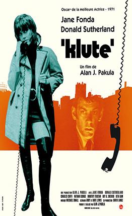 Affiche Klute (1971)