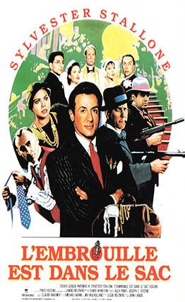 Affiche L'embrouille est dans le sac (1991)