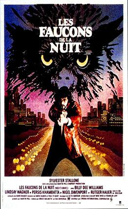 Affiche Les Faucons de la nuit (1981)
