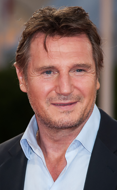 Photo de Liam Neeson.