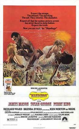 Affiche Mandingo (1975)