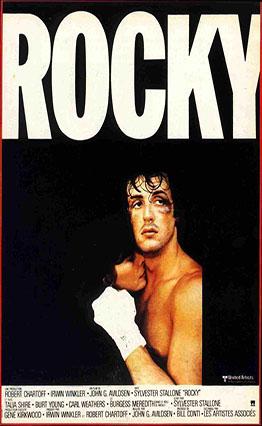 Affiche Rocky (1976)