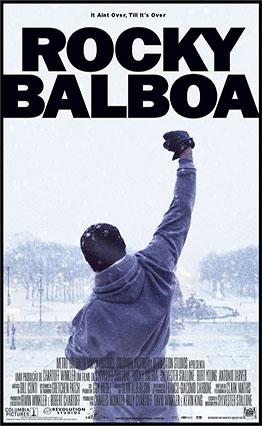 Affiche Rocky Balboa (2006)