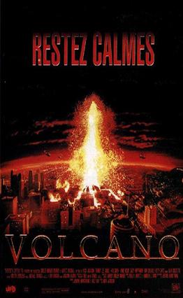 Affiche Volcano (1997)