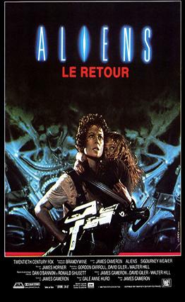 Affiche Alien 2, le retour