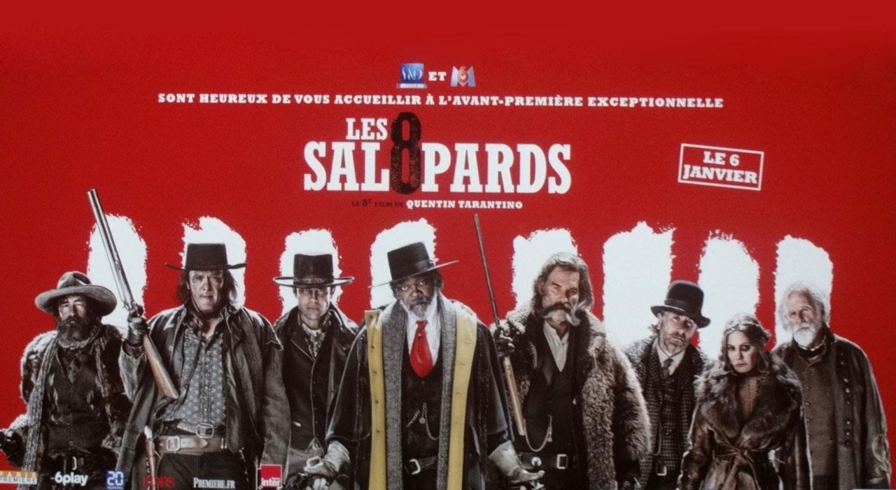 Les 8 salopards (2017)