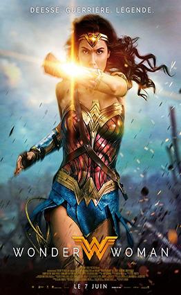 Affiche Wonder Woman (2017)