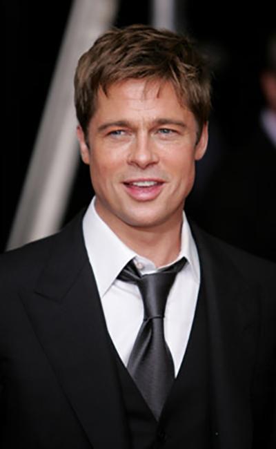 Photo de Brad Pitt.