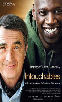 Affiche Intouchables (2011)