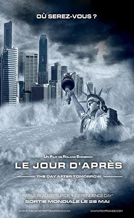 Affiche Le jour d'après (2004)