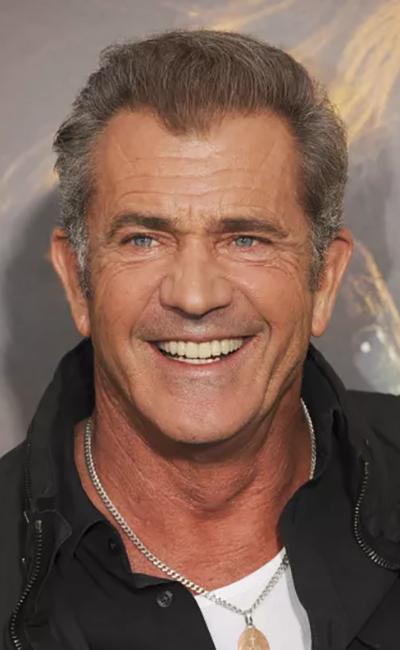 Photo de Mel Gibson.
