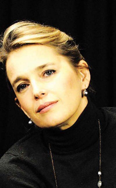 Leli Anvar journaliste et actrice