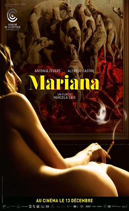 Affiche de Mariana (2017).