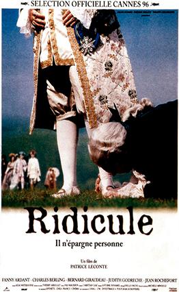 Affiche Ridicule (1996)