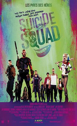 Affiche Suicide Squad (2016)