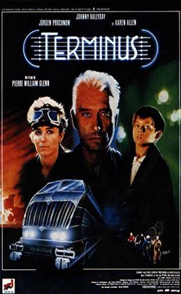 Affiche Terminus (1987).