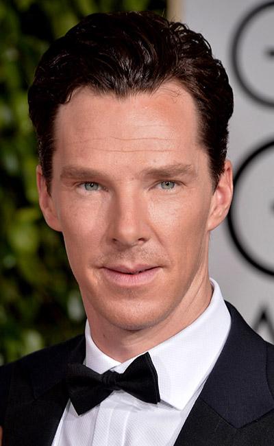 Photo de Benedict Cumberbatch.