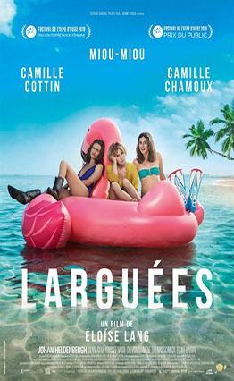Affiche Larguées (2018).