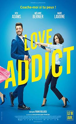 Affiche Love Addict (2018).