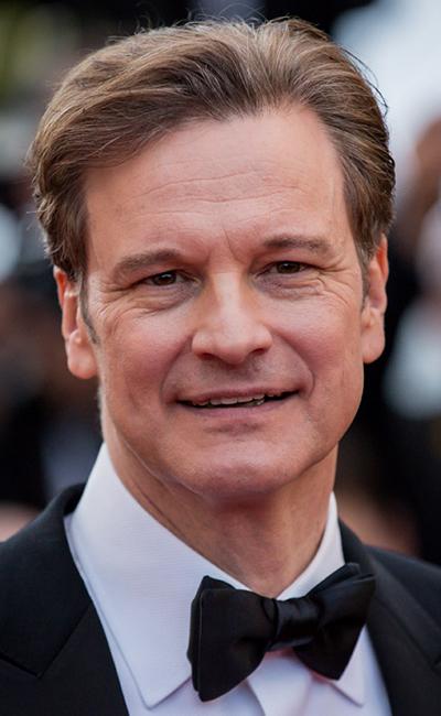 Photo Colin Firth.