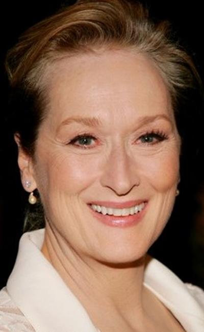 Photo de Meryl Streep.