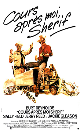 Affiche Cours après moi shérif (1977).
