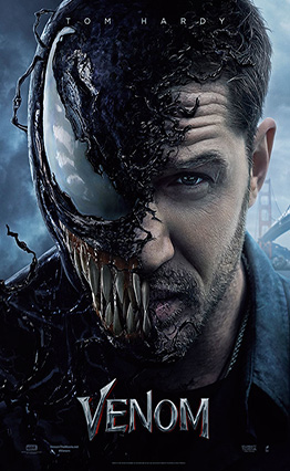 Affiche Venom (2018).