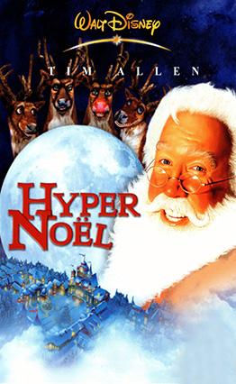 Affiche Hyper Noël.